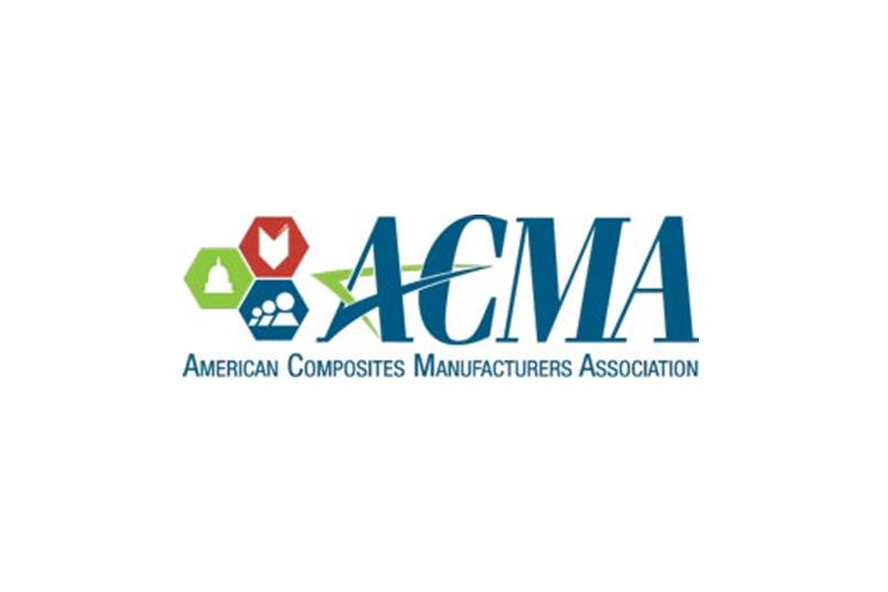 American Composites Manufacturers Association ACMA logo