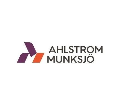 Ahlstrom-Munksjo glass fiber logo