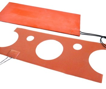 silicone heating blanket