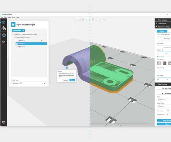 Excellent Stratasys Software Streamlines Design To 3D Printing Process Wiring 101 Xrenketaxxcnl