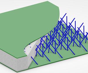 core material, sandwich core, composites