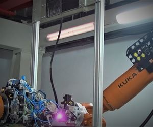 Mikrosam multi robot placement system