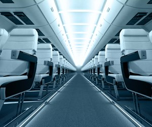composite epoxy prepreg for airline interiors
