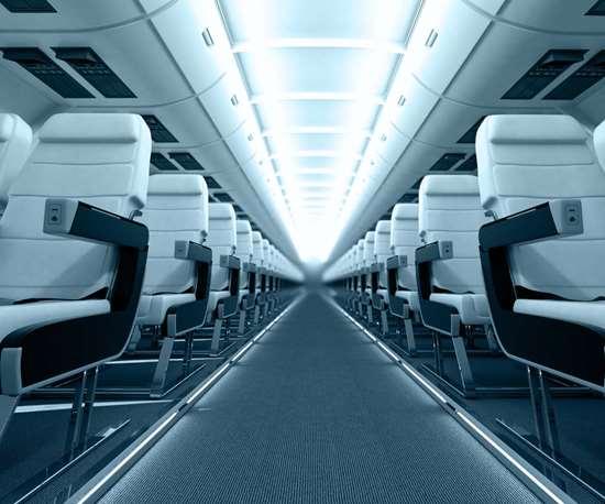 composite epoxy prepreg airplane interior