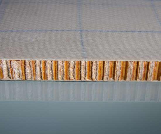 composite epoxy prepreg for airline interiors