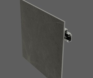 composite panel system with foam core