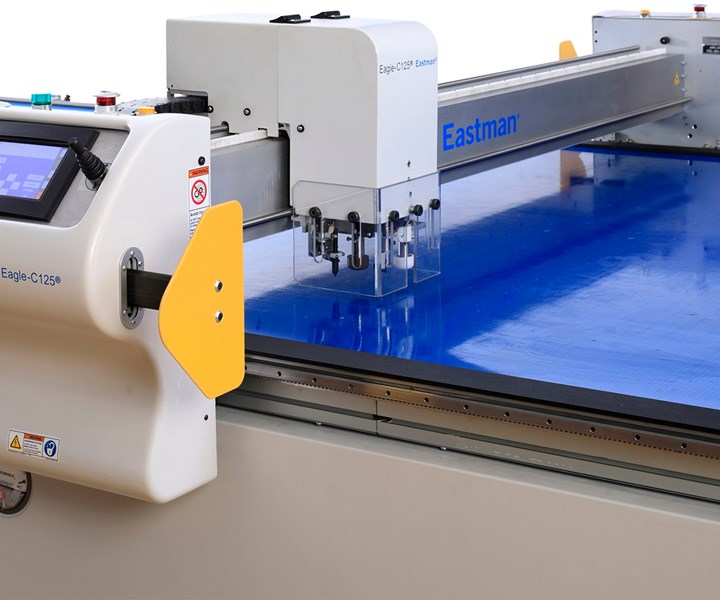 Eastman CNC conveyor cutting system