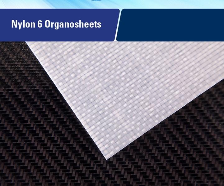 nylon thermoplastic organosheets