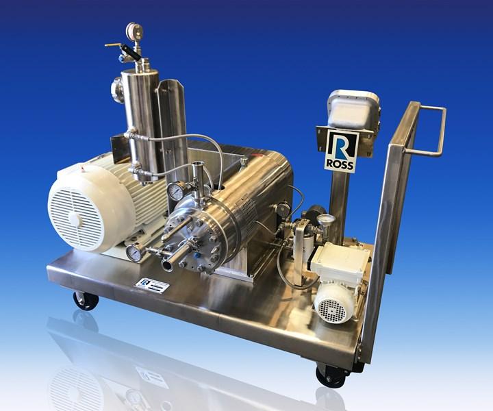 Ross mixing machine
