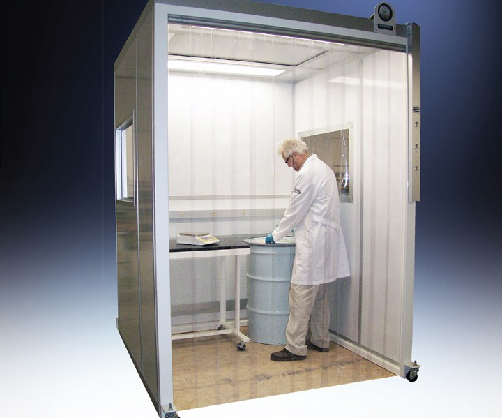 Hemco CCS controlled containment system
