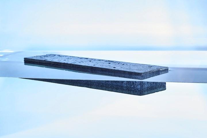 Hexion thermoset foam