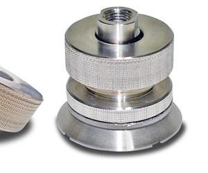 vacuum valve for curing composites