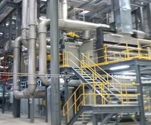 Harper International carbon fiber oven