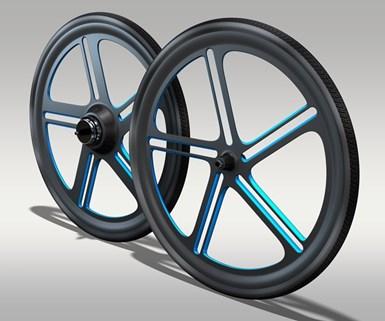 3D printing, carbon fiber bikes