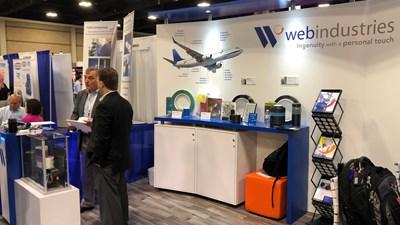 Web Industries at SAMPE 2019