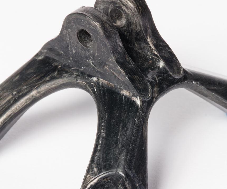 additively manufactured composite component