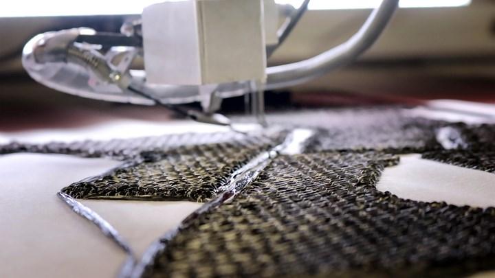 carbon fiber wheels, automotive composites, tailored fiber placement