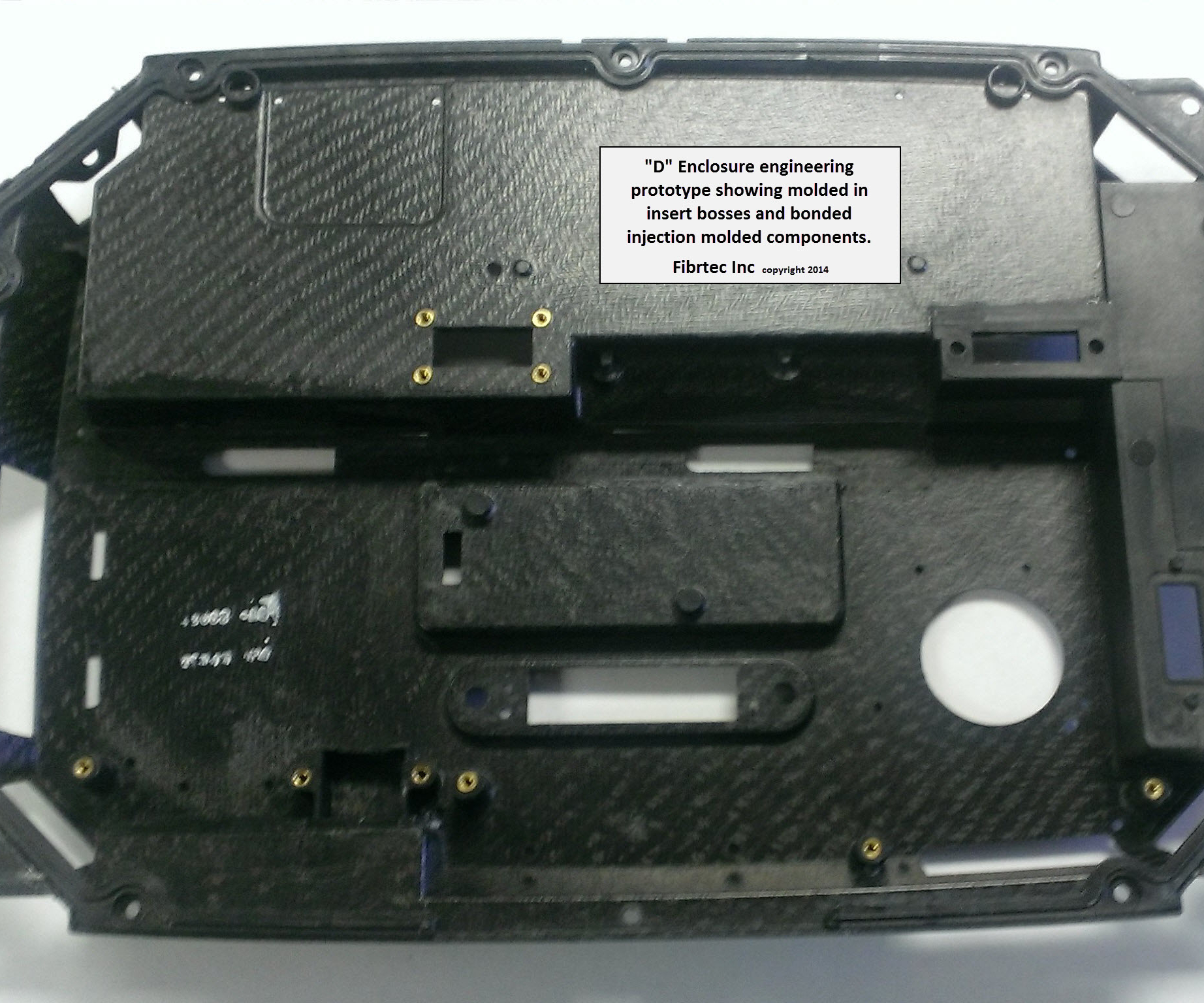 compression molding, composites overmolding