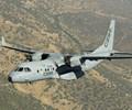 Danobat military transport plane