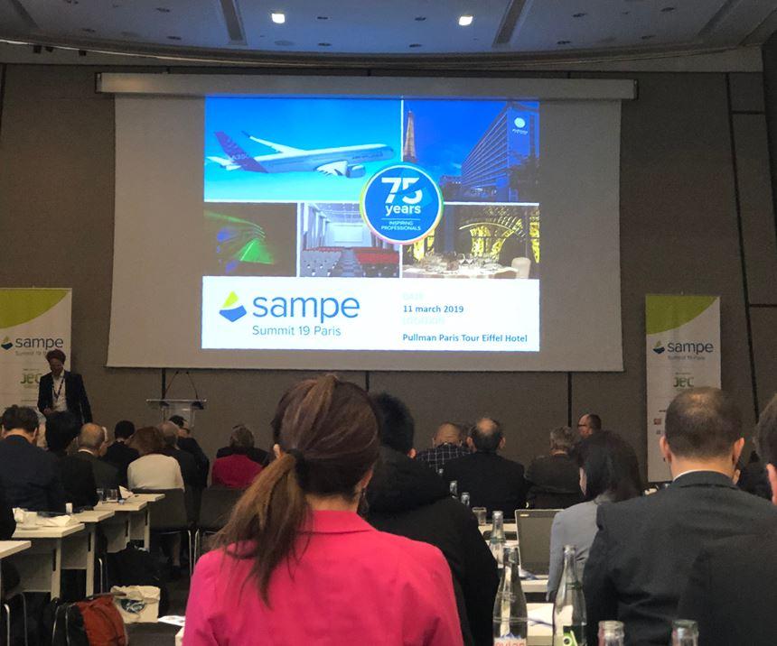SAMPE, advanced materials