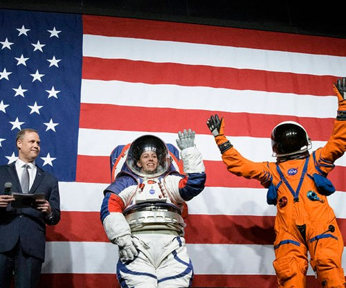 Spacesuits for the next generation