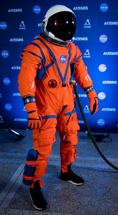 spacesuit, orion suit