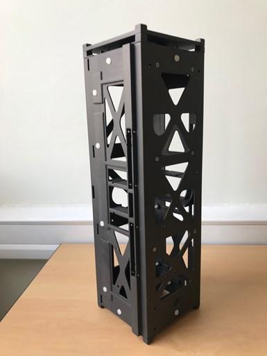 cubesat, 3D printing, carbon fiber