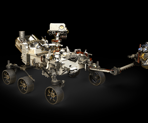 Composites training firm lends a hand with Mars rover