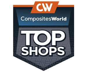 CompositesWorld Top Shops survey