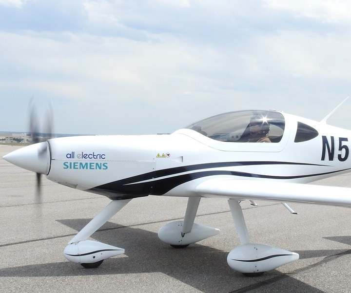 eflyer, general aviation, electric propulsion, electric aircraft