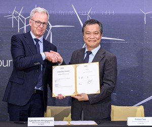 Swancor to supply MHI Vestas with wind blade materials in Taiwan