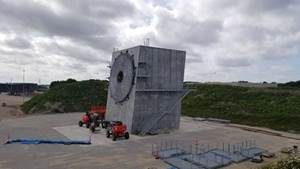 Siemens Gamesa to build world's largest wind turbine test stand