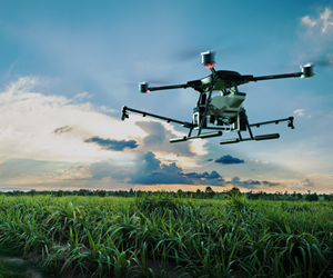 COBRA delivers GFRP covers for agricultural UAVs