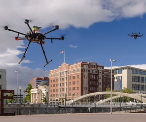 Urban air mobility: The action heats up