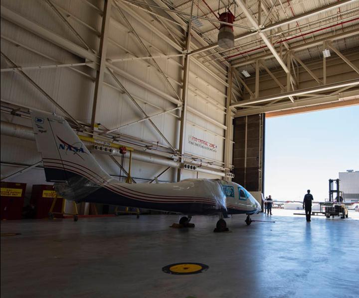 electric aircraft, composites, carbon fiber, NASA, x-plane