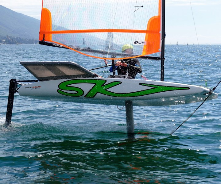 foiling craft, composites, water sports