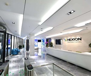 Hexion completes Shanghai-based Application Development Center