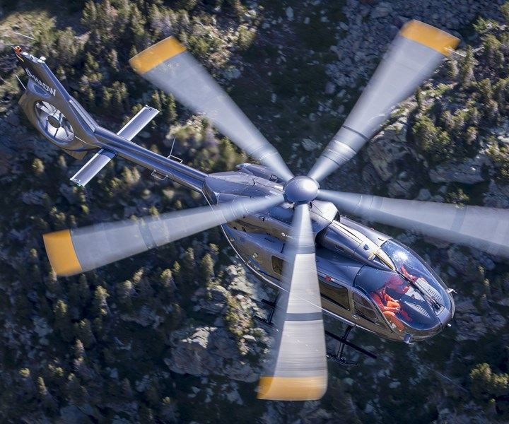 composite rotor blade