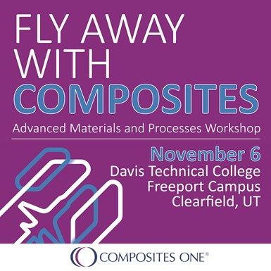 Fly Away with Composites event