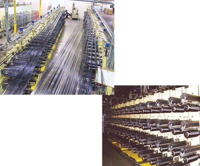 碳纤维的制造