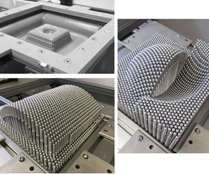 DYNAPIXEL: automated, reconfigurable molds
