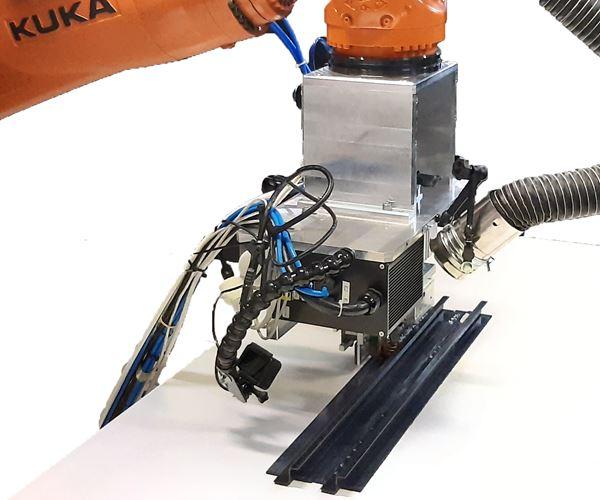 利用移动感应传感器创新热塑性感应焊接图像