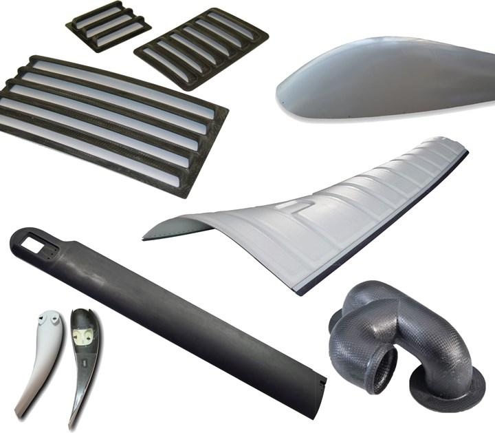 Kanfit Ltd. composite parts