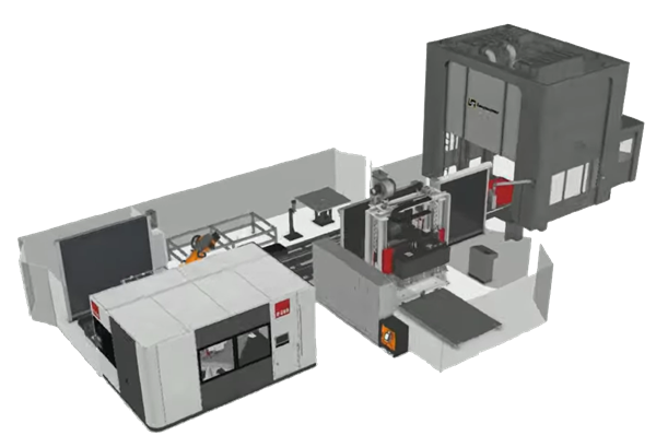 Swinburne University and CSIRO's Industry 4.0 Testlab for Composite Additive Manufacturing image