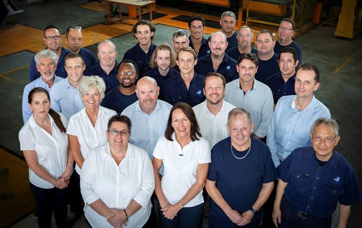 ATL Composites team 2020