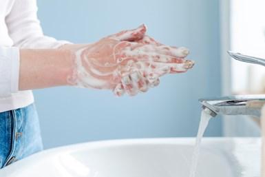 Henkel hand washing