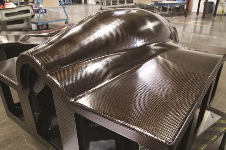 carbon fiber epoxy tooling