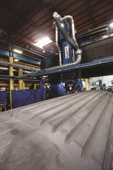 carbon fiber BMI composite tooling