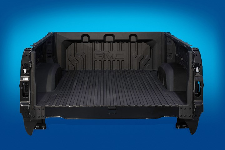 carbon fiber composite CarbonPro pickup box
