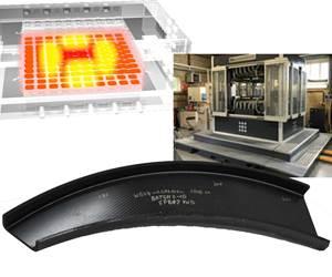 RAPM carbon fiber composites